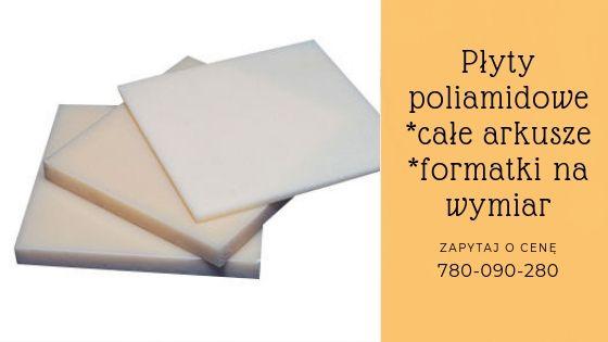 plyty poliamidowe