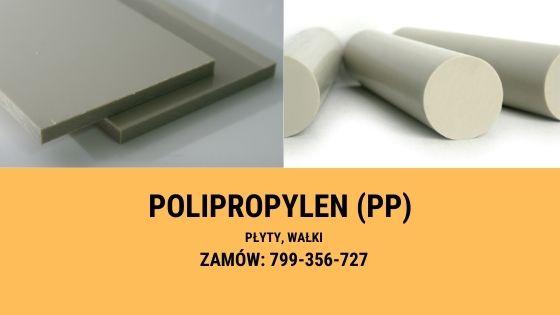 polipropylen szary