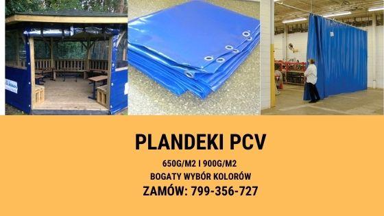 plandeka PCV