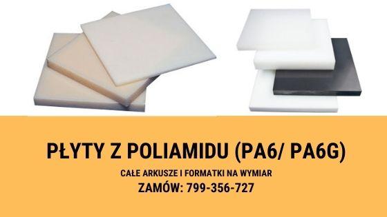 płyty poliamidowe