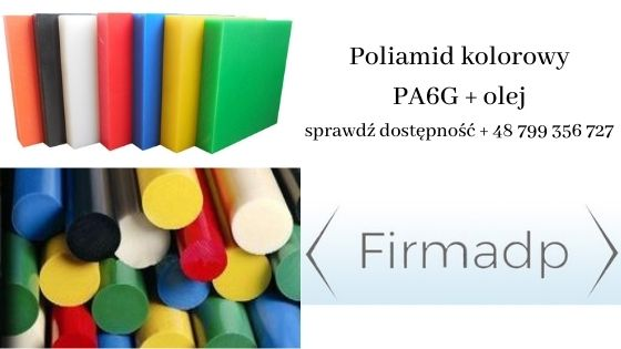 poliamid kolorowy